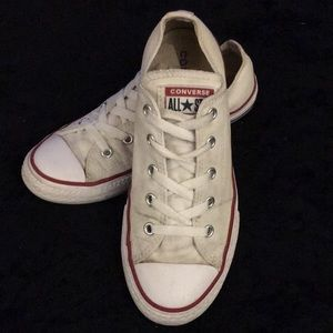 Converse Chuck Taylor All Star white Low Tops